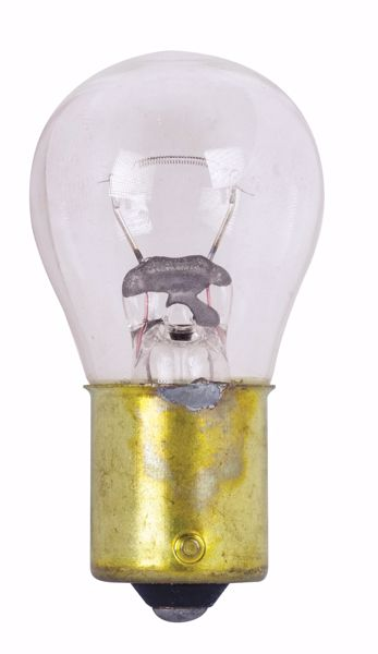 Picture of SATCO S7097 2396 12V 28W BA15S S8 C6 Incandescent Light Bulb