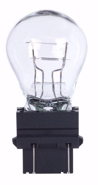 Picture of SATCO S7108 3057 12V/14V 26W/6W W2.5X16Q Incandescent Light Bulb