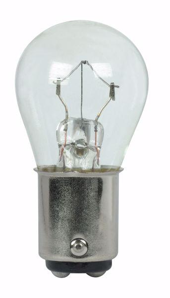 Picture of SATCO S7109 306 28V 14.3W BA15D S8 C2V Incandescent Light Bulb