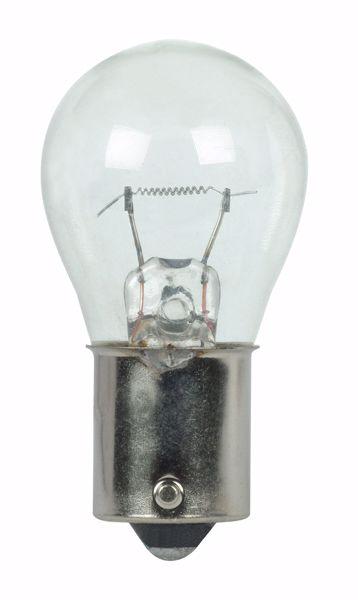 Picture of SATCO S7112 315 28V 25W BA15S C2V Incandescent Light Bulb