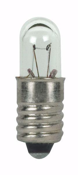 Picture of SATCO S7117 335 28V 1.1W E5.5 T1 3/4 C2F Incandescent Light Bulb