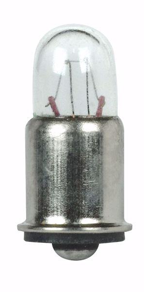 Picture of SATCO S7121 370 18V .72W SX6S T1.75 C2F Incandescent Light Bulb