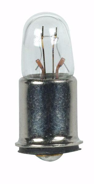Picture of SATCO S7126 382 14V 1.12W SX6S T1.75 C2F Incandescent Light Bulb