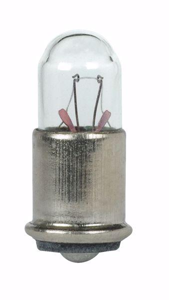 Picture of SATCO S7127 385 28V 1.1W SX6S T1.75 C2F Incandescent Light Bulb