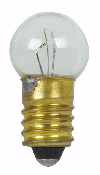 Picture of SATCO S7132 407 4.9V 1.5W E10 G4.5 FLASHER Incandescent Light Bulb