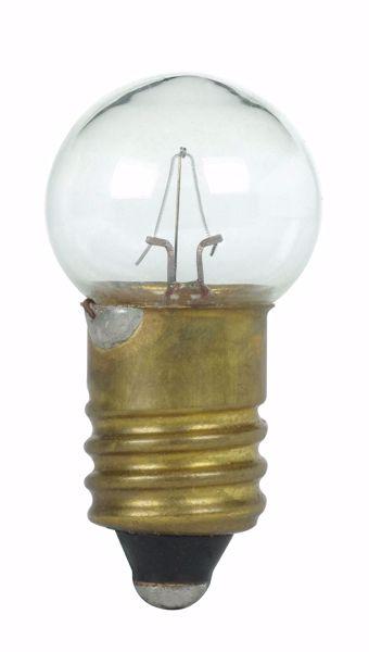 Picture of SATCO S7133 428 12.5V 3.1W E10 G4 1/2 C2V Incandescent Light Bulb