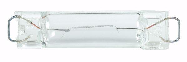 Picture of SATCO S7139 562 13V 10W RIGID LOOP T3 C8 Incandescent Light Bulb
