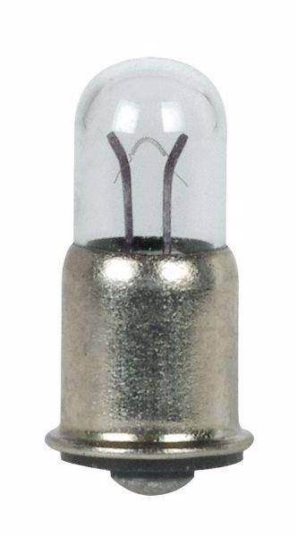 Picture of SATCO S7169 251 2V .74W SX6S T1.75 C2R Incandescent Light Bulb