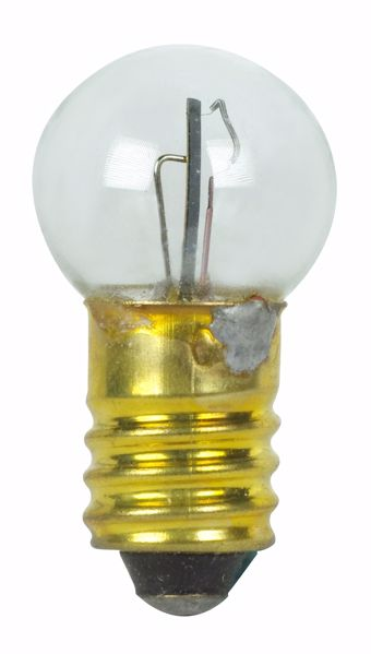 Picture of SATCO S7172 258 14V 3W E10 T4.5 C2R BLINKE Incandescent Light Bulb