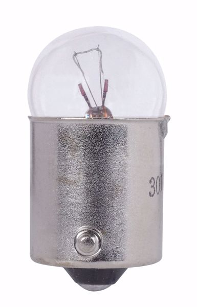 Picture of SATCO S7175 301 28V 5W BA15S G5 C2F Incandescent Light Bulb