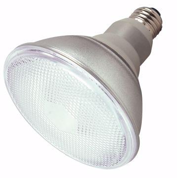 Picture of SATCO S7202 23PAR38/E26/4100K/120V/1PK Compact Fluorescent Light Bulb