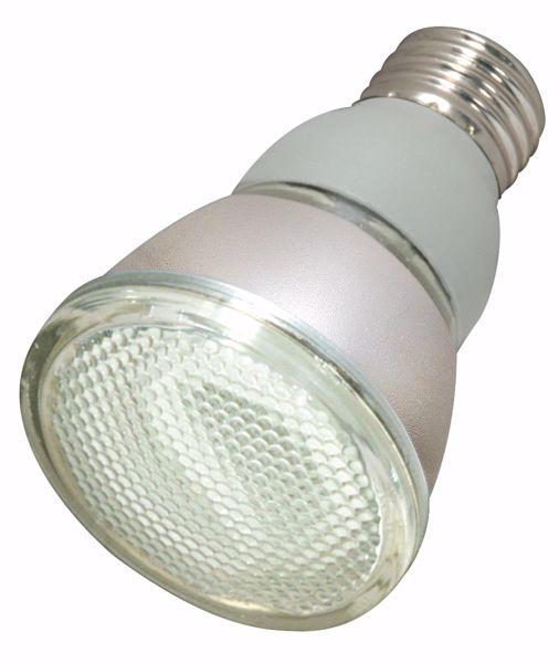 Picture of SATCO S7207 11PAR20/E26/2700K/120V  Compact Fluorescent Light Bulb