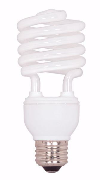Picture of SATCO S7227 23T2/E26/2700K/120V  Compact Fluorescent Light Bulb