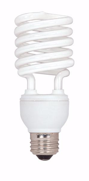 Picture of SATCO S7233 26T2/E26/5000K/120V  Compact Fluorescent Light Bulb