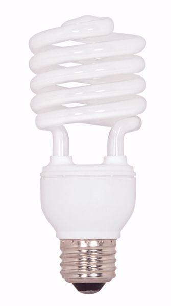 Picture of SATCO S7235 20T2/E26/4100K/120V  Compact Fluorescent Light Bulb