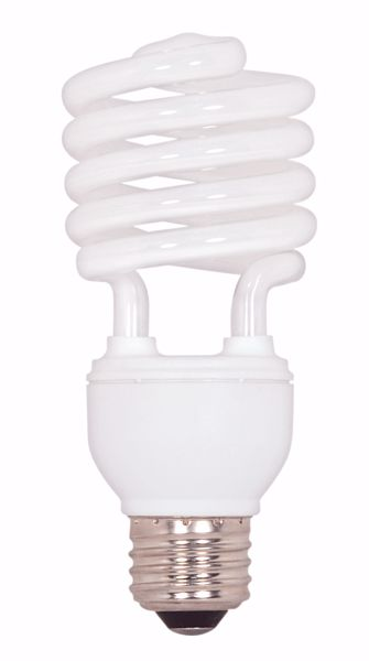 Picture of SATCO S7236 20T2/E26/5000K/120V  Compact Fluorescent Light Bulb