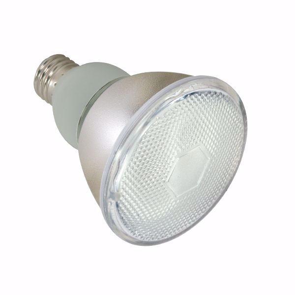 Picture of SATCO S7238 11PAR20/E26/4100K/120V/TF  Compact Fluorescent Light Bulb