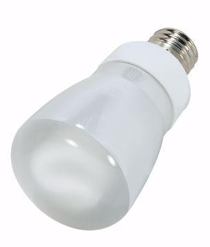 Picture of SATCO S7258 5R20/E26/4100K/120V/1PK Compact Fluorescent Light Bulb
