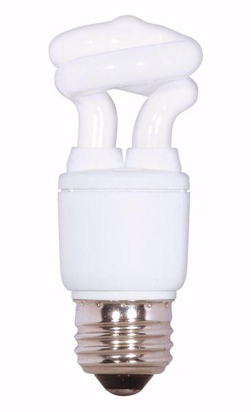 Picture of SATCO S7263 5T2/E26/5000K/120V  Compact Fluorescent Light Bulb