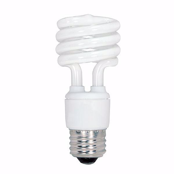Picture of SATCO S7268 13T2/E26/2700K/12V LOW VOLT Compact Fluorescent Light Bulb