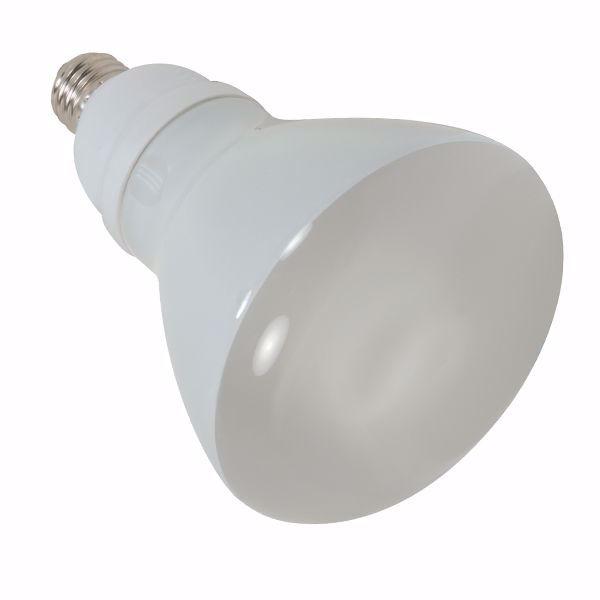 Picture of SATCO S7278 15R30/E26/2700K/120V  Compact Fluorescent Light Bulb