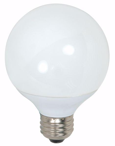 Picture of SATCO S7302 9G25/E26/4100K/120V  Compact Fluorescent Light Bulb