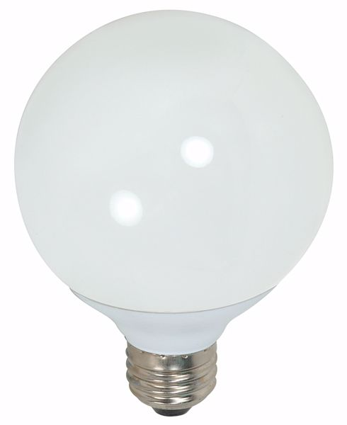 Picture of SATCO S7305 15G25/E26/4100K/120V  Compact Fluorescent Light Bulb