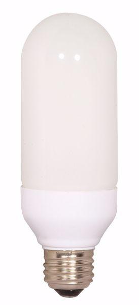 Picture of SATCO S7308 15EFT/E26/4100K/120V  Compact Fluorescent Light Bulb