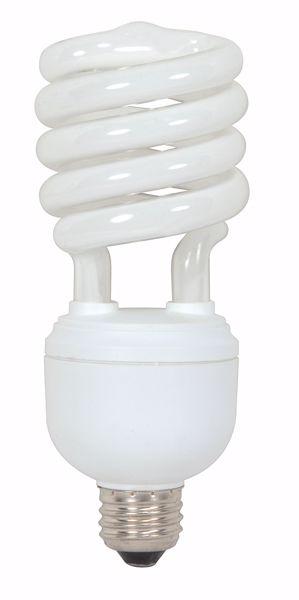 Picture of SATCO S7332 32T4/E26/4100K/120V  Compact Fluorescent Light Bulb