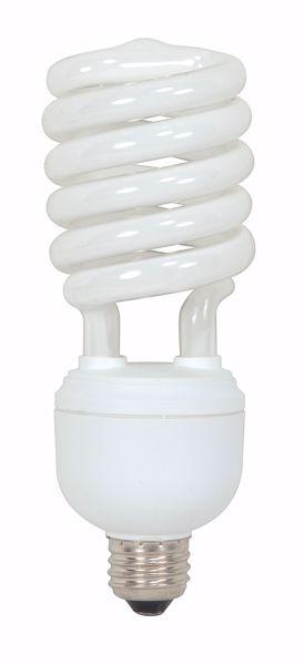 Picture of SATCO S7336 40T4/E26/5000K/120V  Compact Fluorescent Light Bulb