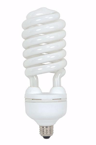 Picture of SATCO S7337 55T5/E26/2700K/120V  Compact Fluorescent Light Bulb