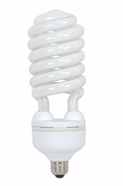 Picture of SATCO S7338 55T5/E26/4100K/120V  Compact Fluorescent Light Bulb