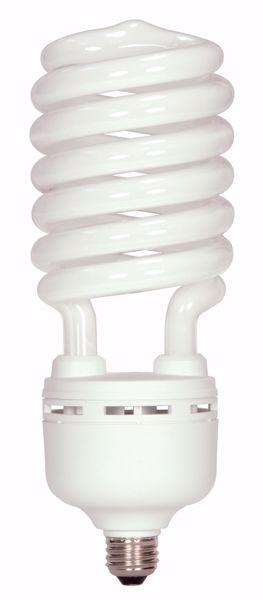 Picture of SATCO S7377 105T5/E26/5000K/120V/1PK Compact Fluorescent Light Bulb