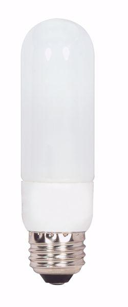 Picture of SATCO S7383 7T10/E26/5000K/1PK Compact Fluorescent Light Bulb