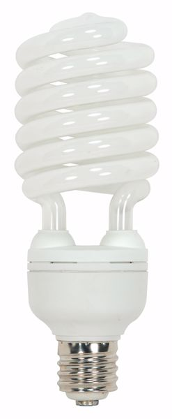 Picture of SATCO S7387 65T5/E39/2700K/120V/1PK Compact Fluorescent Light Bulb