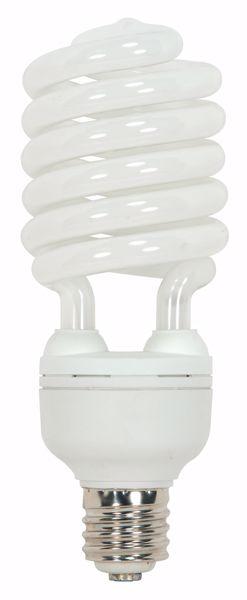 Picture of SATCO S7392 85T5/E39/4100K/120V  Compact Fluorescent Light Bulb