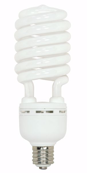 Picture of SATCO S7394 105T5/E39/2700K/120V  Compact Fluorescent Light Bulb