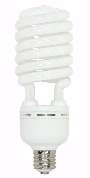Picture of SATCO S7394 105T5/E39/2700K/120V/1PK Compact Fluorescent Light Bulb