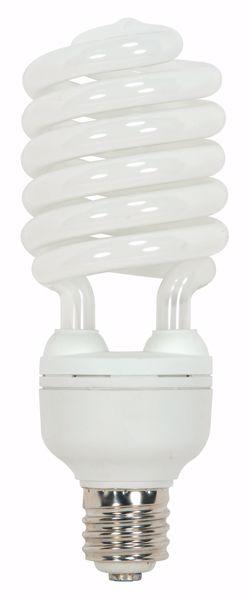 Picture of SATCO S7398 85T5/E26/4100K/120V  Compact Fluorescent Light Bulb