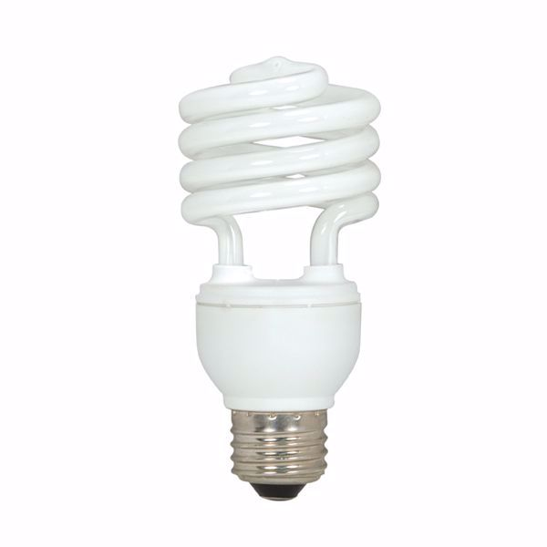 Picture of SATCO S7417 18T2/E27/5000K/230V  Compact Fluorescent Light Bulb