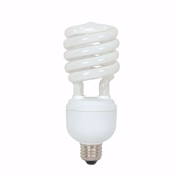 Picture of SATCO S7427 40T4/E26/4100K/277V  Compact Fluorescent Light Bulb