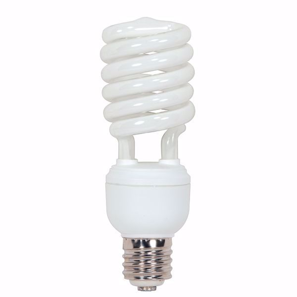 Picture of SATCO S7428 40T4/E39/4100K/277V  Compact Fluorescent Light Bulb