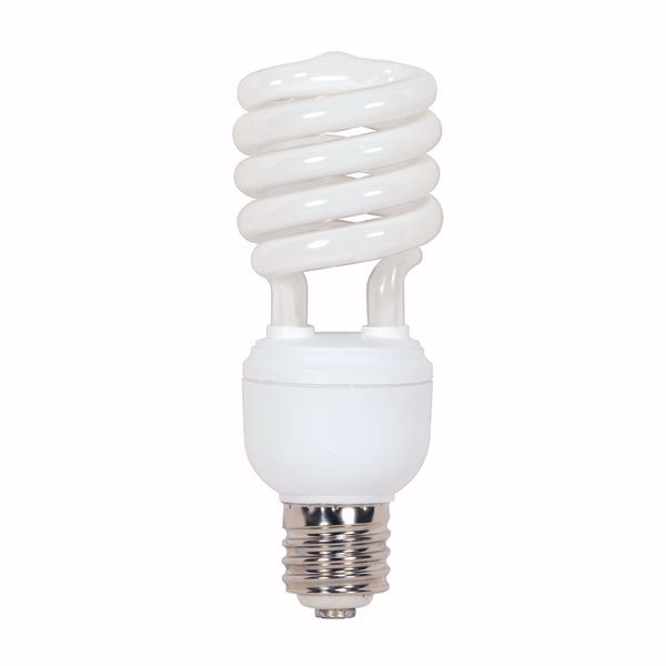 Picture of SATCO S7429 40T4/E26/5000K/277V/1PK Compact Fluorescent Light Bulb