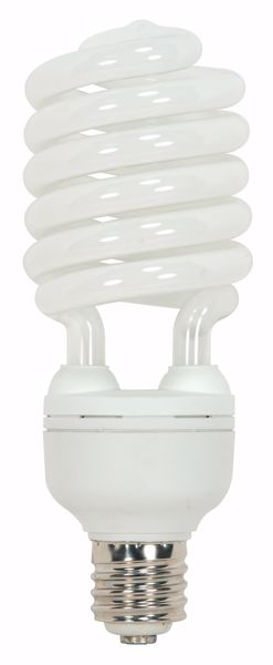 Picture of SATCO S7440 85T5/E26/6500K/120V  Compact Fluorescent Light Bulb