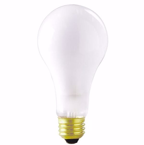 Picture of SATCO S7800 BBA 120V 250W A21 PHOTO Incandescent Light Bulb