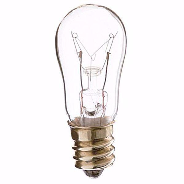 Picture of SATCO S7812 12S6/250V SATCO E12 Incandescent Light Bulb