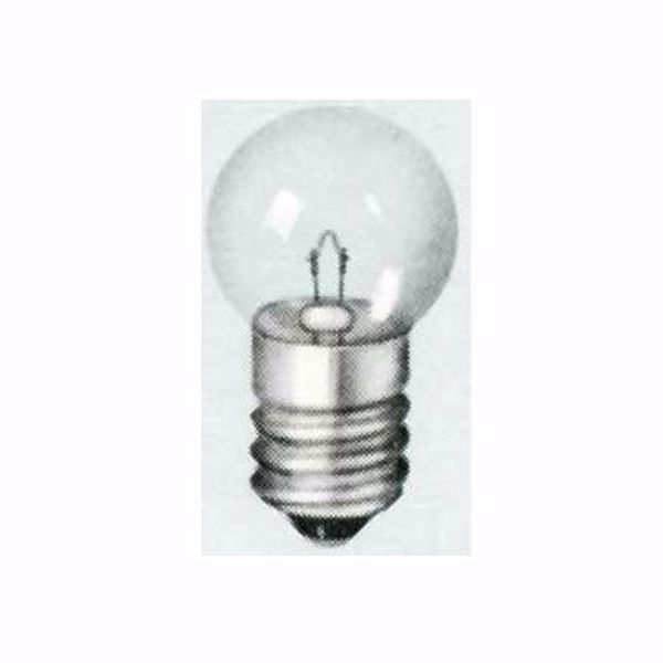 Picture of SATCO S7832 509K 24V 4.32 E12 G6 C2F Incandescent Light Bulb