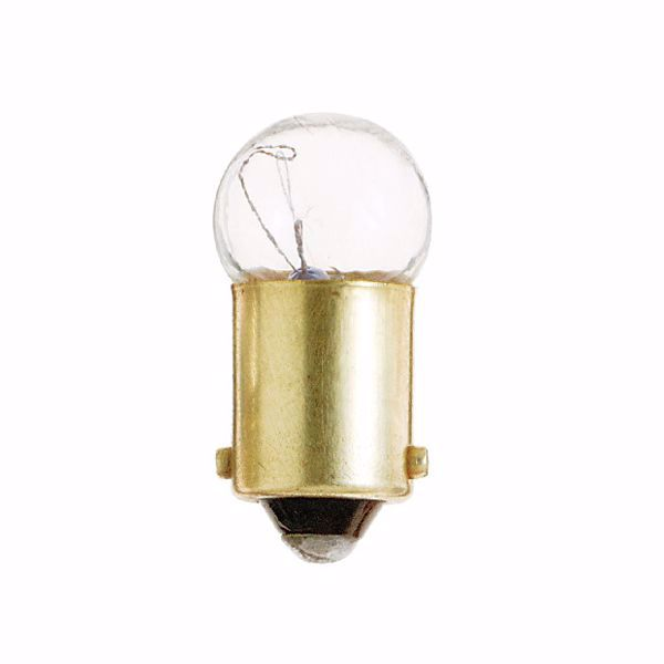 Picture of SATCO S7835 55 7V .414A 2.9W BA9S G4.5 C2R Incandescent Light Bulb