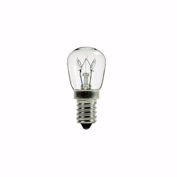 Picture of SATCO S7945 15W PYGMY 130V OVEN 300' E14 Incandescent Light Bulb