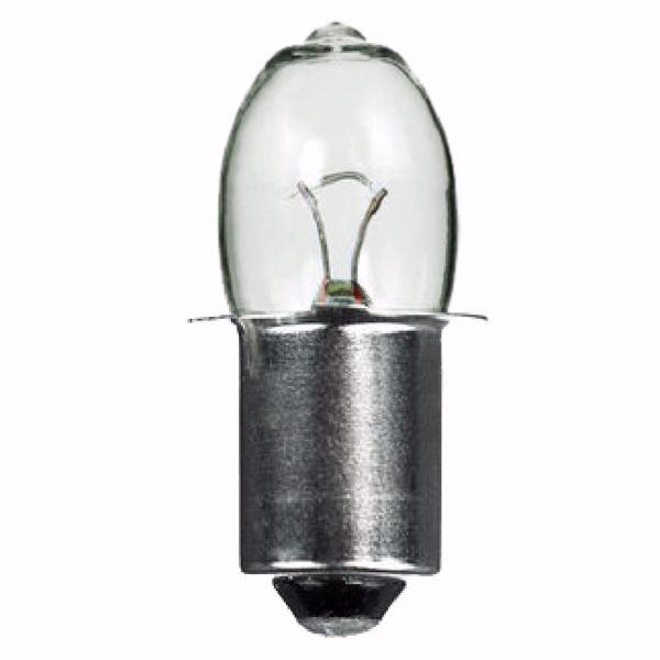 Picture of SATCO S7970 PR15 4.8V 2.4W P13.5S B3 1/4 Incandescent Light Bulb